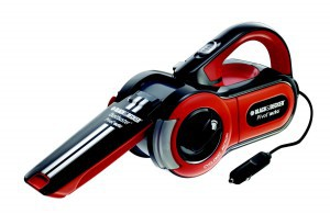 Black & Decker Dustbuster Auto Ricaricabile